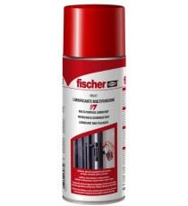 LUBRIFICANTE MULTIFUNZIONE SPRAY  400 ml- FISCHER