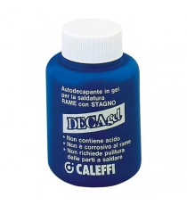 6151 DECAPANTE IN GEL PER SALDATURE CALEFFI 100g