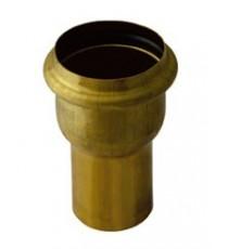 RACCORDO PIOMBO/PLASTICA A SALDARE 40x32 - BONOMINI