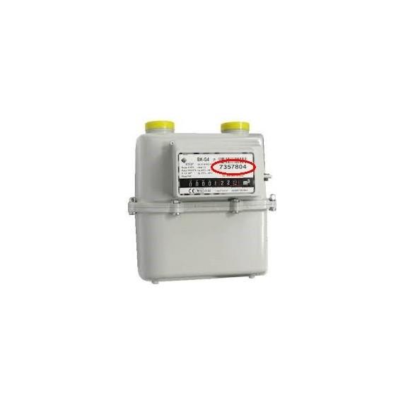 G4 CONTATORE X GAS METANO E GPL