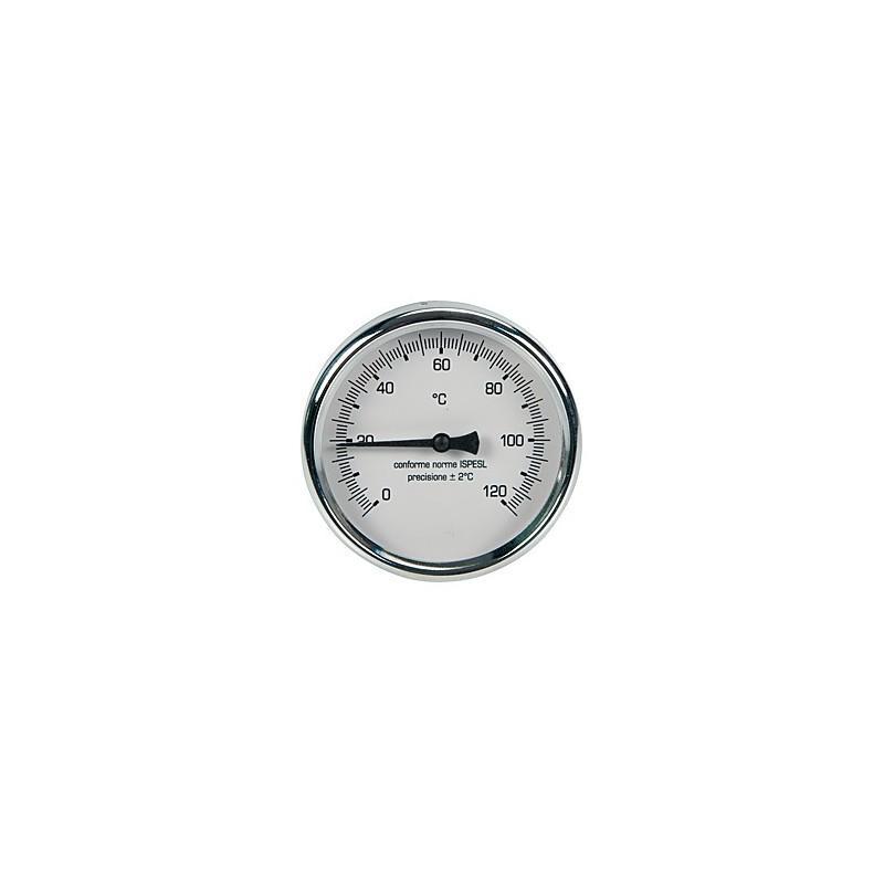 R540F Termometro a contatto per maniglie R749F R540FY002 rosso GIACOMINI