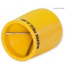 REG SBAVATORE INTERNO/ESTERNO PER TUBI MM 3-35 REMS