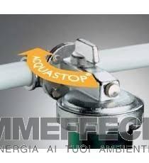 DOSATORE ANTICALDARE/ANTICORROSIVO GEL modello DOSAPHOS 250 TWIST con Acquastop, Attacchi 1/2 F-F