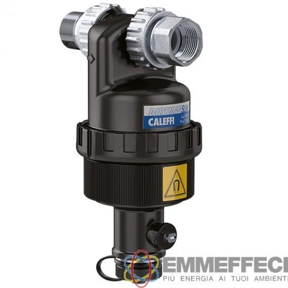 """DIRTMAGSLIM® - Defangatore con magnete per installazione sottocaldaia. 3/4"""" M - Ø 18 - 2"""