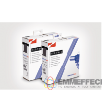 Guaina termorestringente 2:1 in minibox HIS-PACK-9.5/4.7 HELLERMANNTYTON