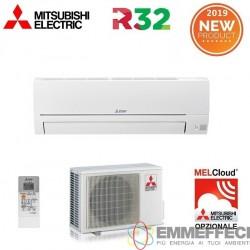 CLIMATIZZATORE MITSUBISHI ELECTRIC INVERTER MSZ-HR 25 9000 BTU A++ WI-FI condizionatore
