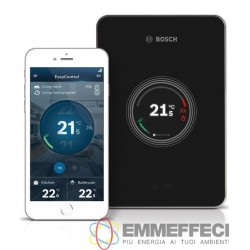 TERMOSTATO BOSCH EASY CONTROL CT 200 NERO