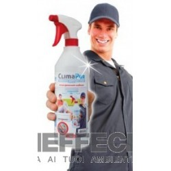 CLIMA PUR DETERGENTE SANIFICANTE SPRAY GEL