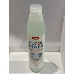 ALCOL MANI CON GLICERINA CON ALCOL AL 70% DA 400 ML GEL