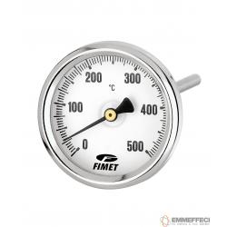 PIROMETRO FUMI POSTERIORE D. 63 GAMBO MM. 300 0-500 g° WATTS