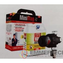MiniMag Filtro defangatore magnetico sottocaldaia salvaimpianto + protettivo LL 100 GEL
