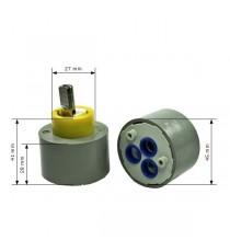 CARTUCCIA NOBILI  DIAM.45 CON FONDO.TEMP+P.50% RCR413