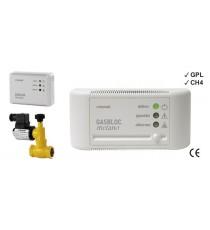 RILEVATORE FUGHE GAS METANO 220 V CEWAL - GASBLOC UNI EN 50194